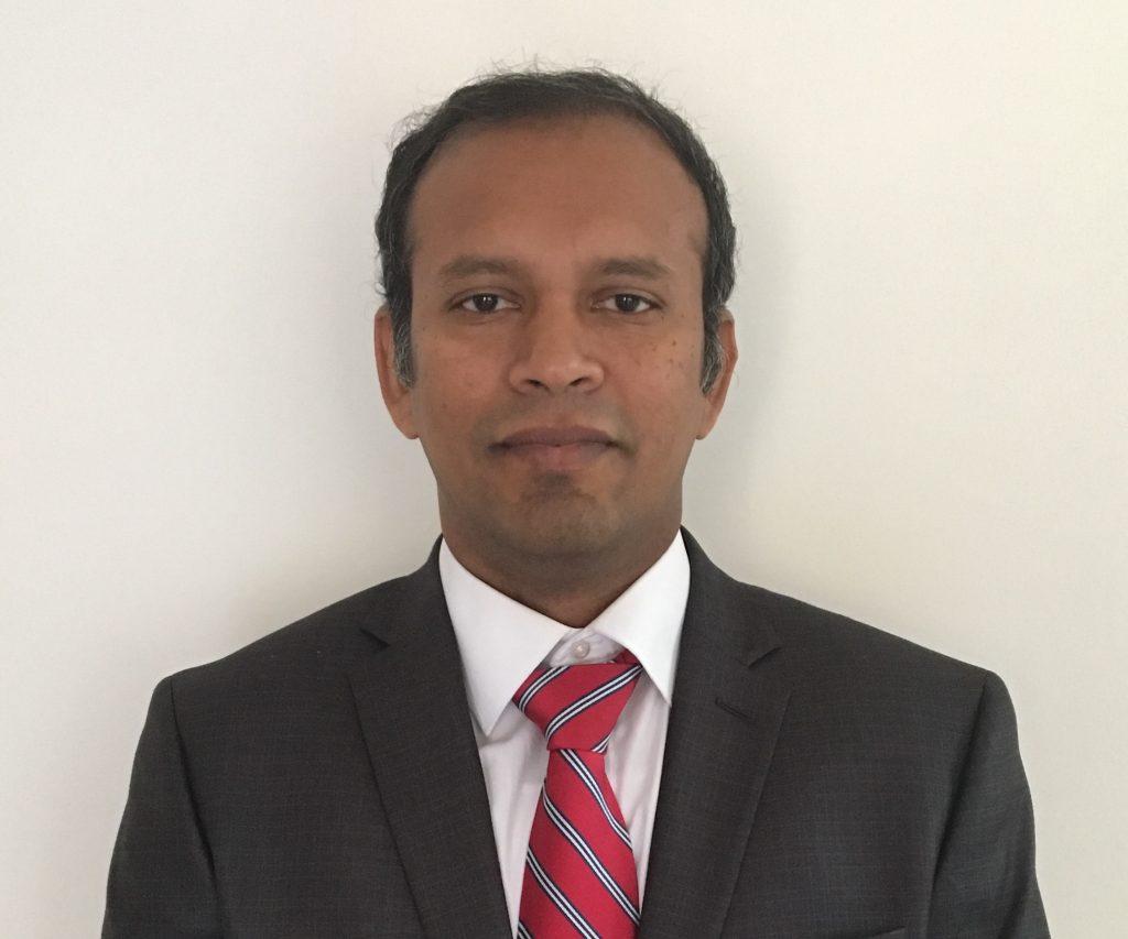 Mr. Gobinathan Palanichamy