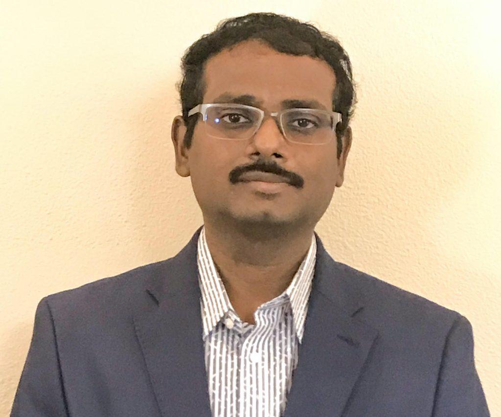Mr. Thangamuthu Kumaran Vaiyapuri